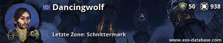 Signatur von Dancingwolf