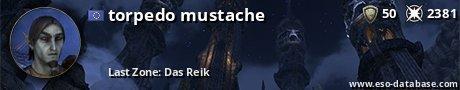 Signatur von torpedo mustache