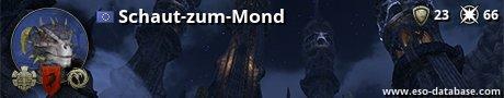 Signatur von Schaut-zum-Mond